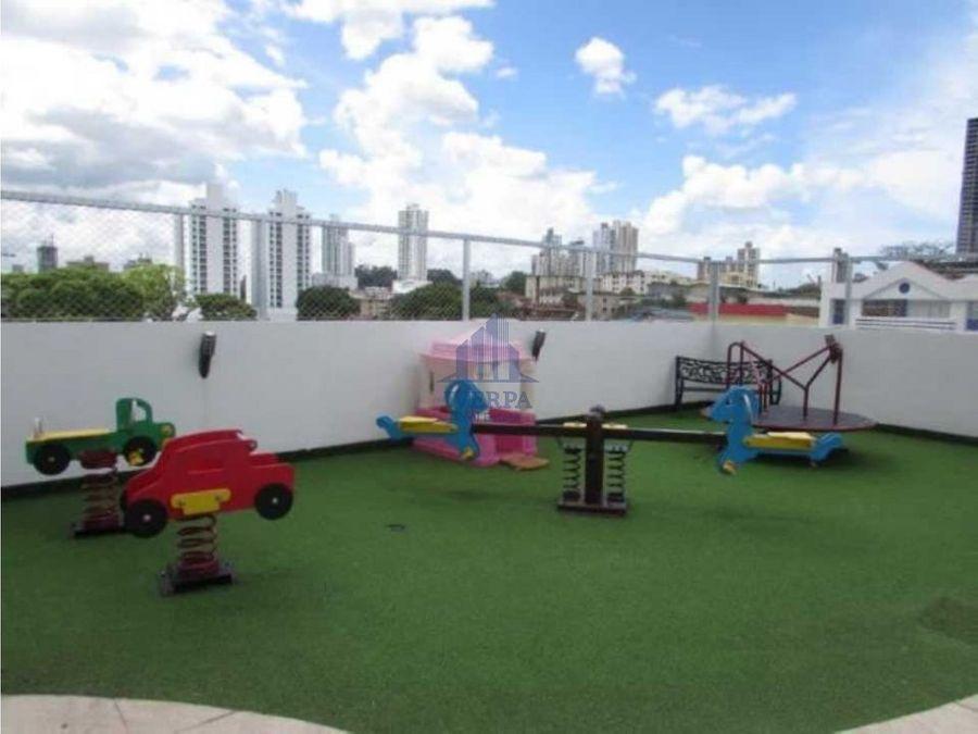 alquiler apartamento con linea blanca en parque lefevre