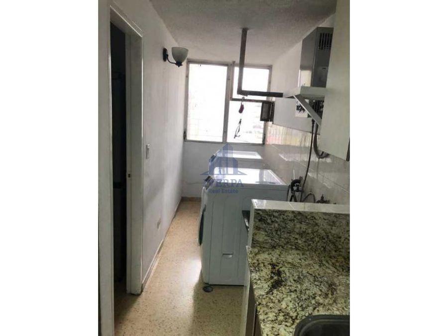 alquiler apartamento con linea blanca en el cangrejo
