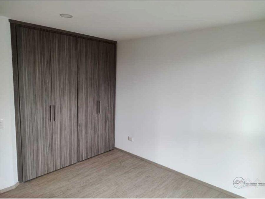 alquiler apartamento en el barrio la castellana al norte de armenia