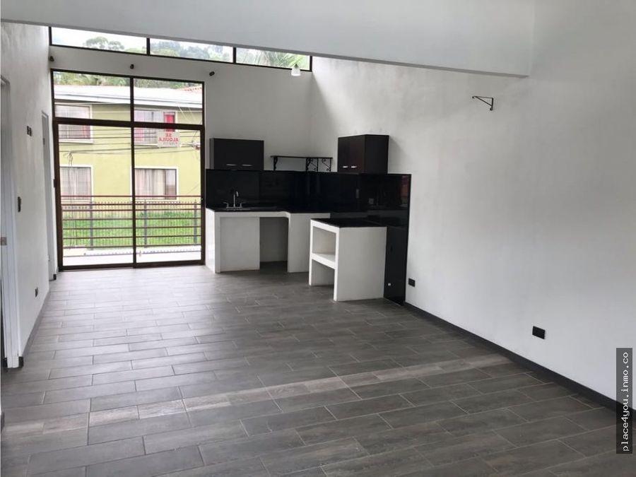alquiler apartamento en tres rios con servicios incluidos