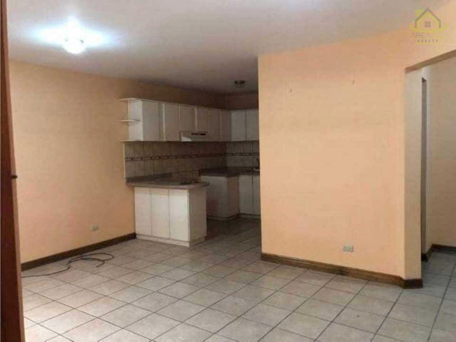 alquiler apartamento por la una