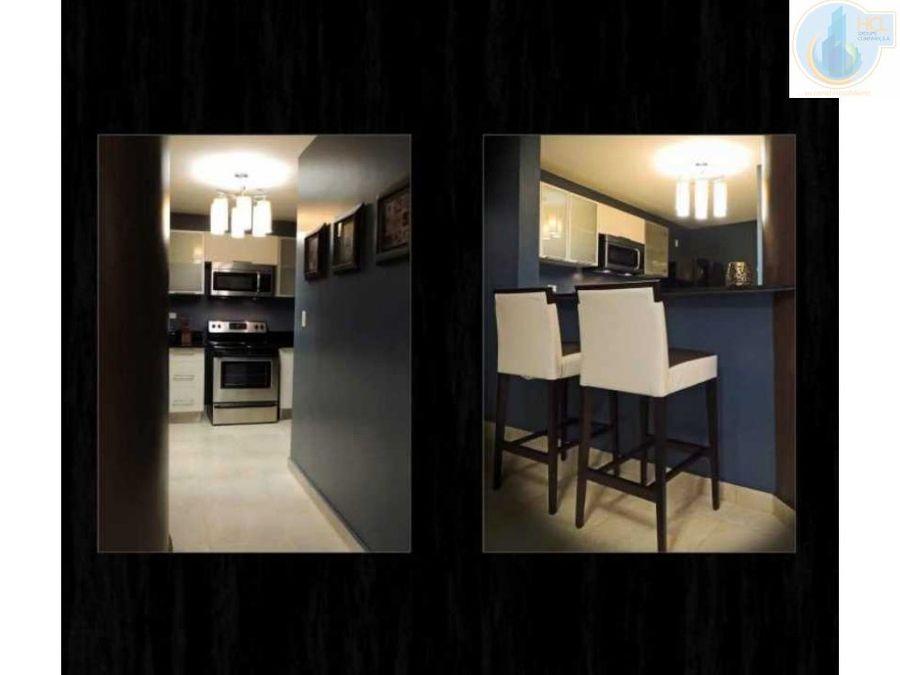 alquiler apartamento amoblado ph riverside costa del este