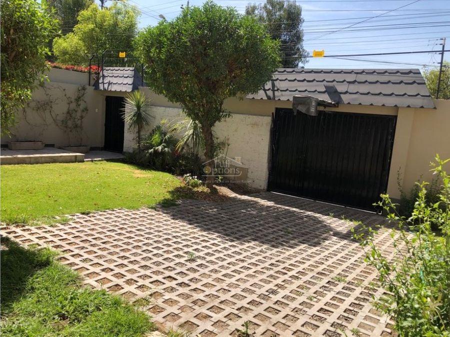 alquiler casa amplia en yanahuara