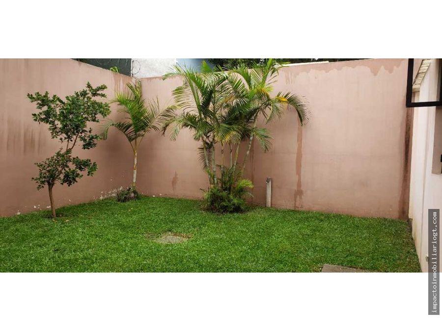 alquiler casa jardines de san isidro