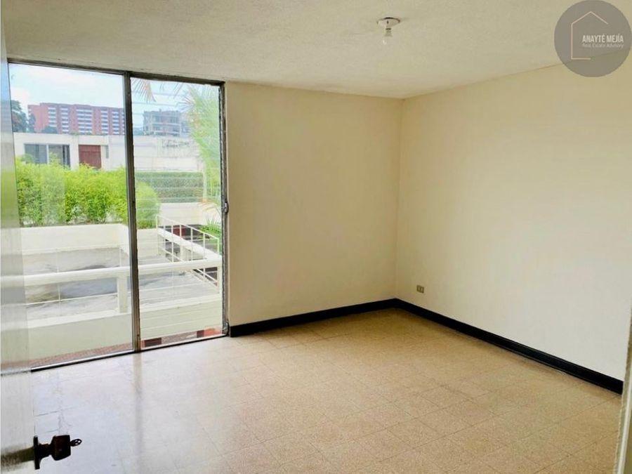 alquiler casa zona 14
