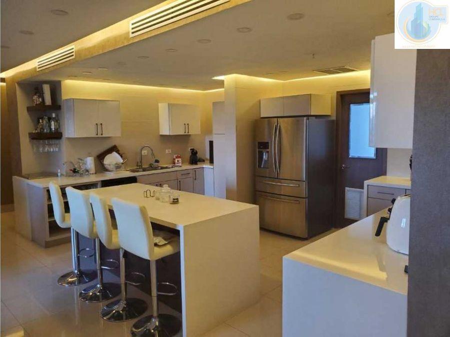 alquiler compra apartamento ph elevation tower costa del este