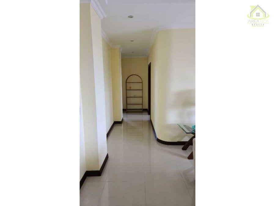 alquiler condominio de 4 habitaciones full amoblado escazu