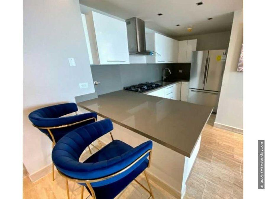 alquiler de moderno apartamento en ph the regent