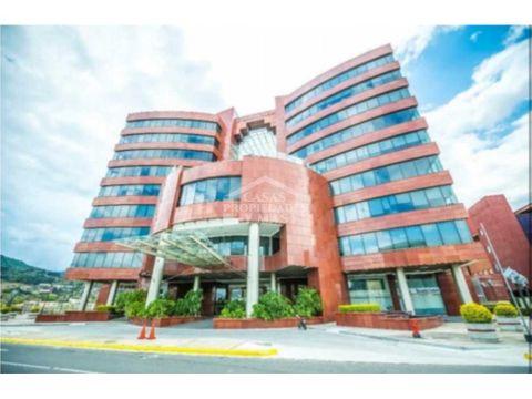 alquiler de oficina en edificio meridiano 17100 m2 escazu