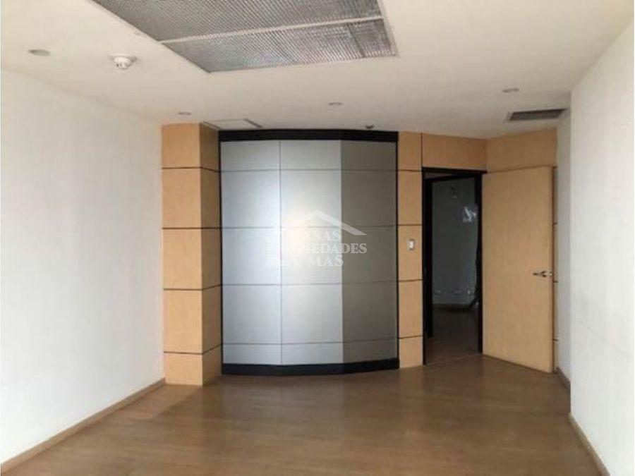 alquiler de oficina en piso 2 torre mercedes paseo colon1984 m2