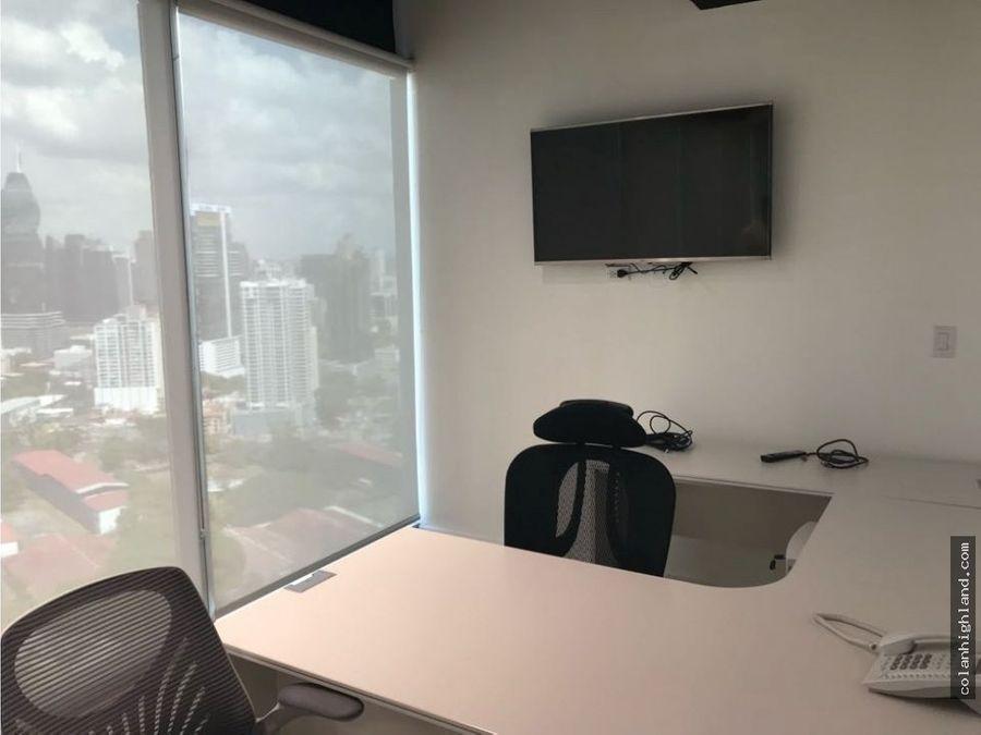 alquiler de oficina en torre oceaniapunta pacifica