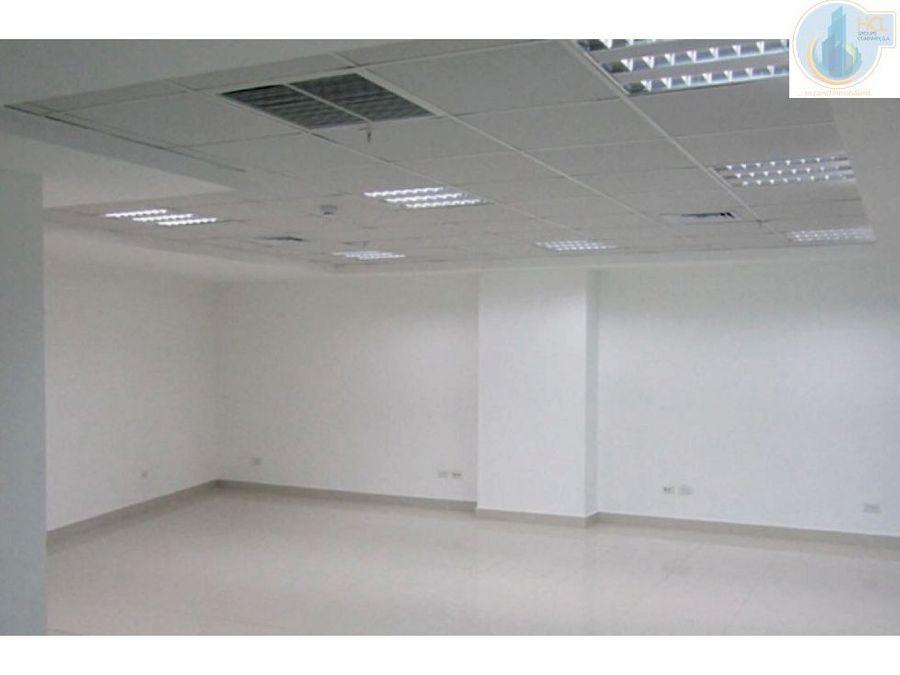 alquiler de oficinas en avenida balboa mb