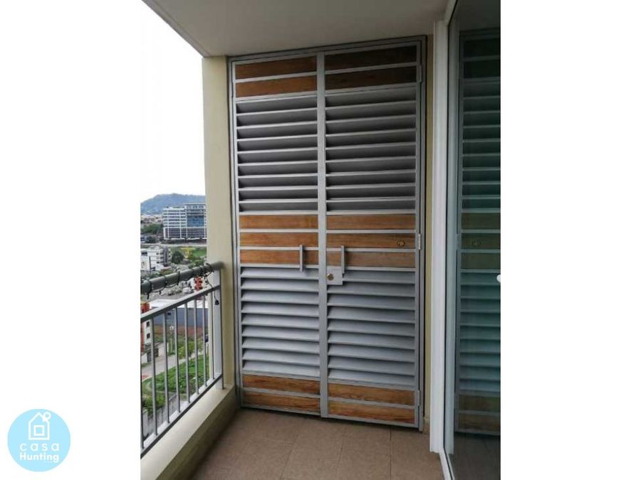 alquiler de apartamento amueblado green tower