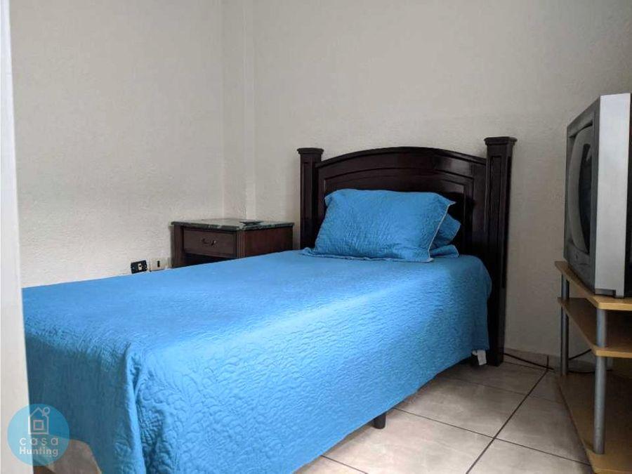 alquiler de apartamento amueblado 2 hab