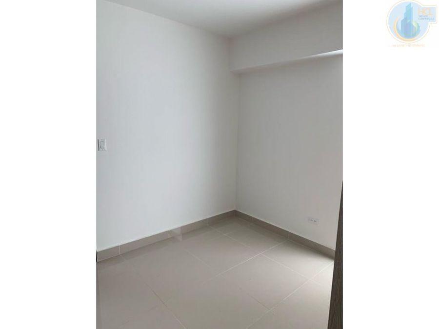 alquiler de apartamento en transistmica linea blanca