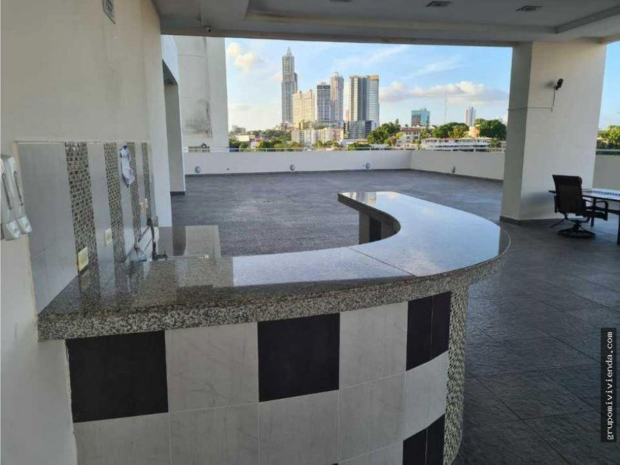 alquiler de apartamento penthouse en edison park