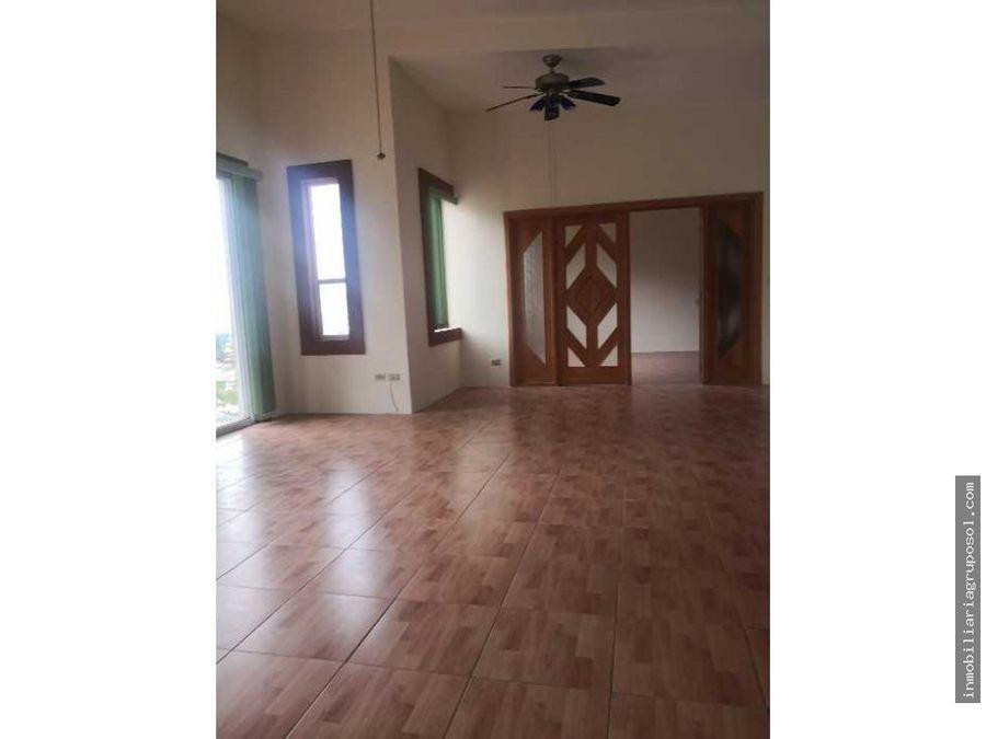 alquiler de apartamento sin muebles