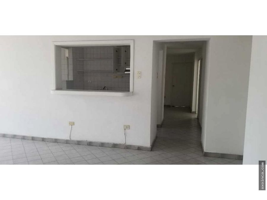 alquiler de apartamento 135 mts en zona norte
