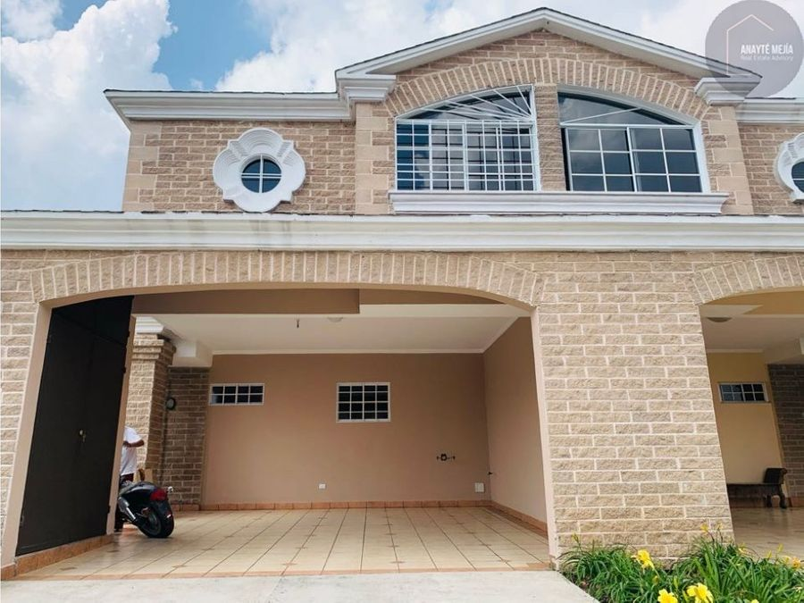 alquiler de casa en santa anita 2
