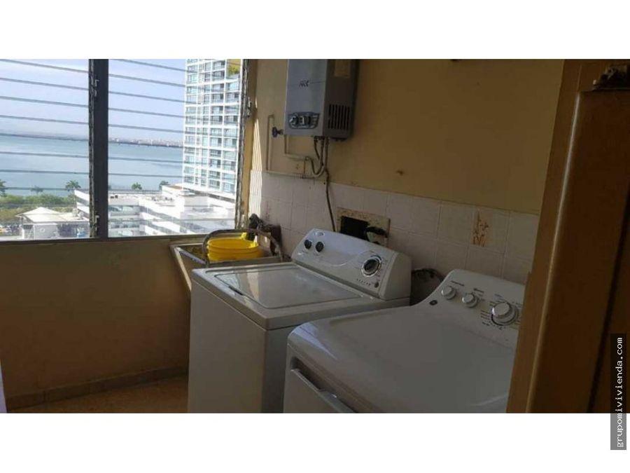 alquiler de comodo apartamento con vista al mar en marbella