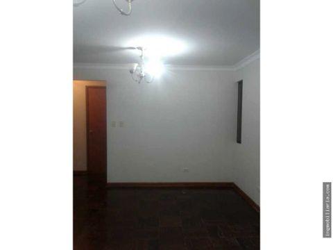 alquiler de espacioso y centrico departamento en lince