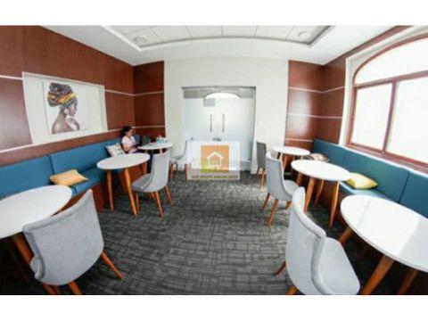 alquiler oficinas amobladas co working san isidro