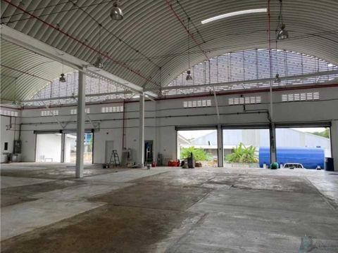 alquiler de galera en la loceria 1160 m2 cerrados 3900 m2 de terreno