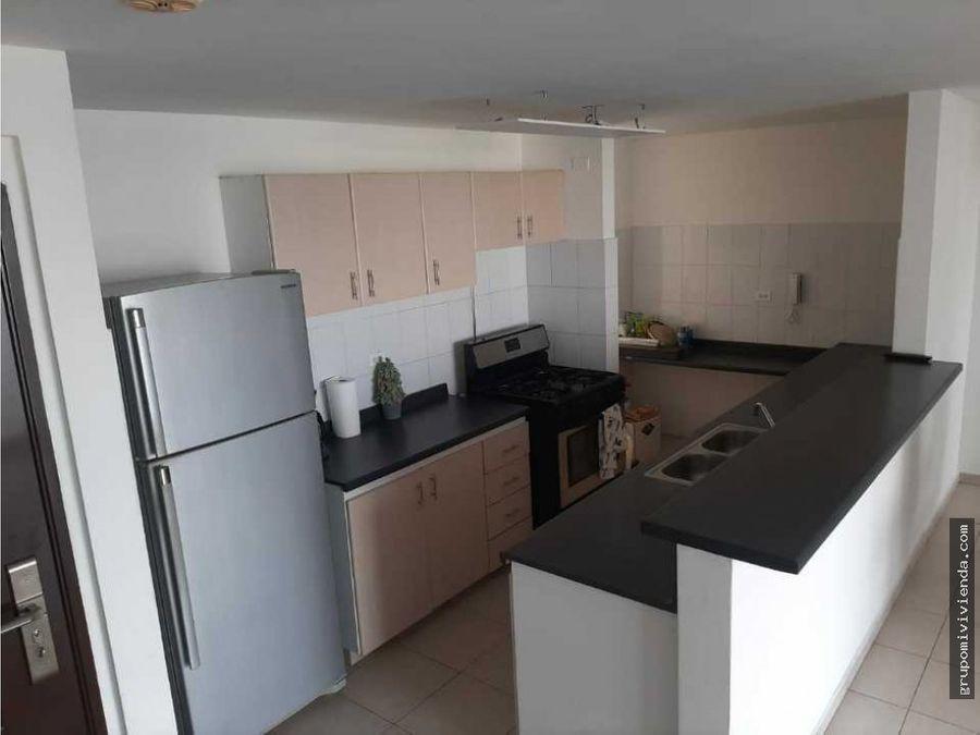 alquiler de hermoso y comodo apartamento en 12 de octubre