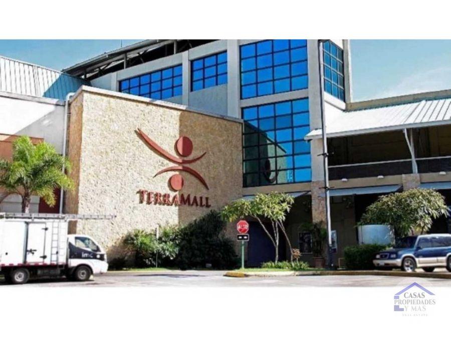 alquiler de local comercial en terramall area 3091 m2