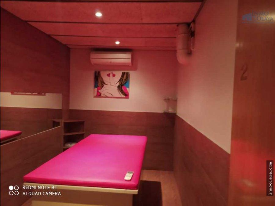 alquiler de local comercial salon de masajes en galvany
