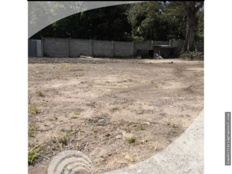 alquiler de terreno para parqueo