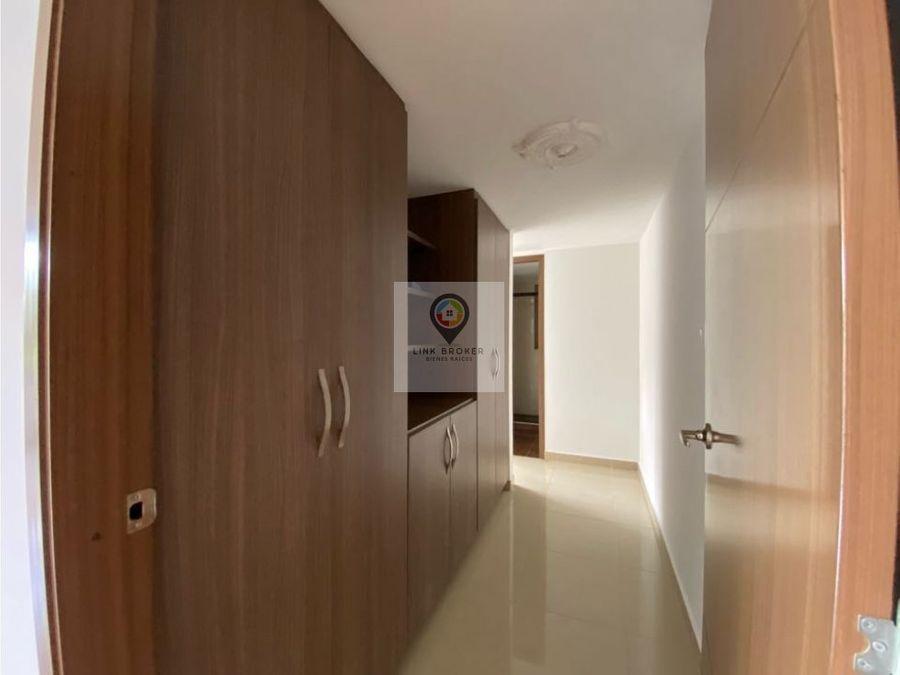 alquiler espectacular apartamento sector pinares pereira
