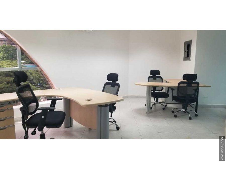 alquiler linda oficina bien ubicada en el vinedo