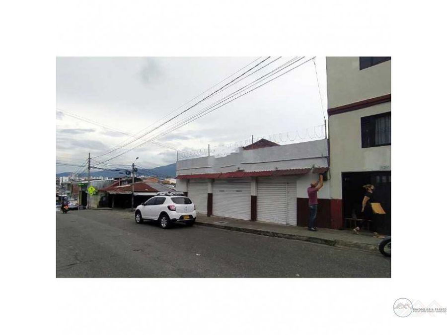 alquiler local comercial ubicado en la carrera 23 c18