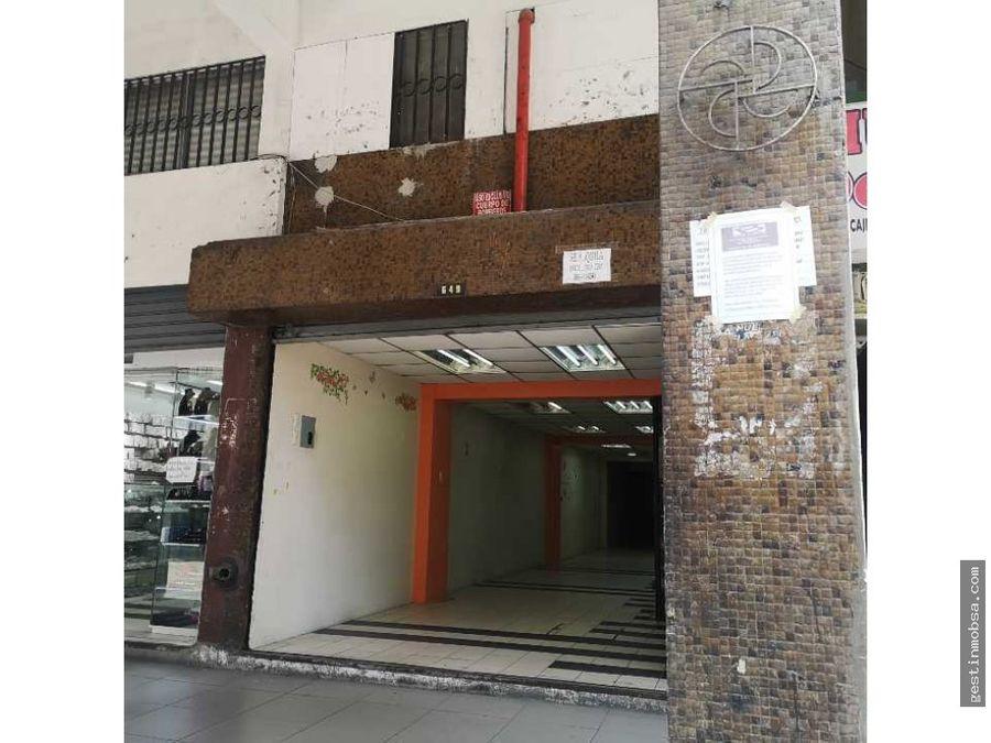 local comercial en sector mas concurrido de guayaquil ecuador