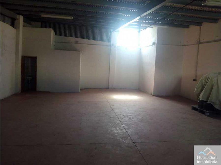 alquiler local comercial nave
