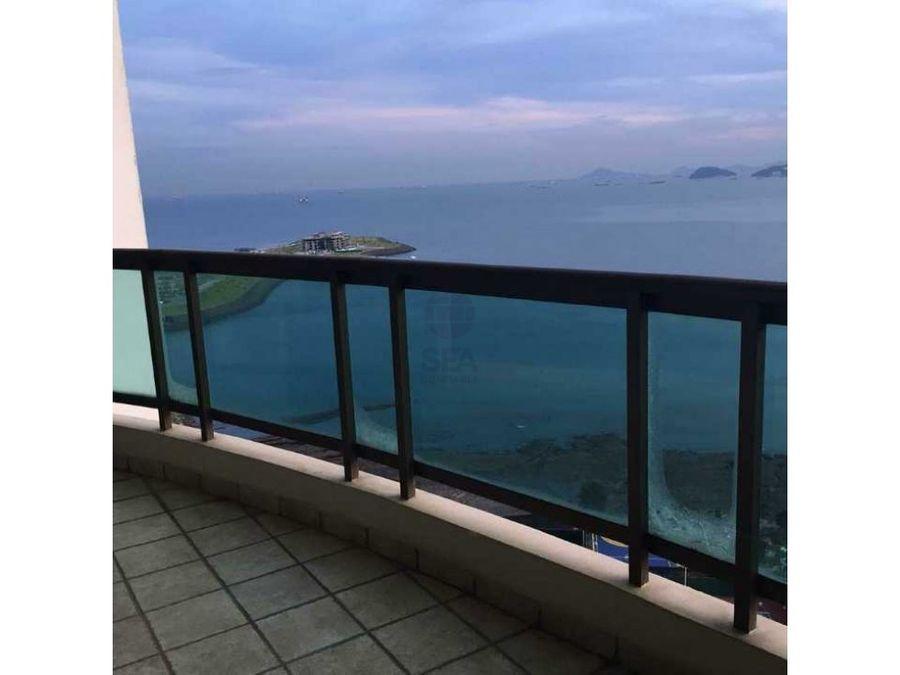 alquiler ph ocean park punta pacifica 260mt2 lb