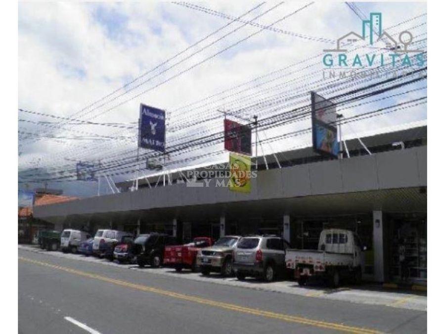 alquilerlocal comercial oficinacentro comercial sabana sur180 m2