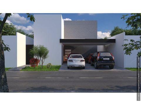 amplia residencia en una planta en merida lujosa casa privada arborea