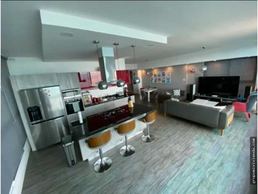 amplio y bello apartamento en venta av balboa