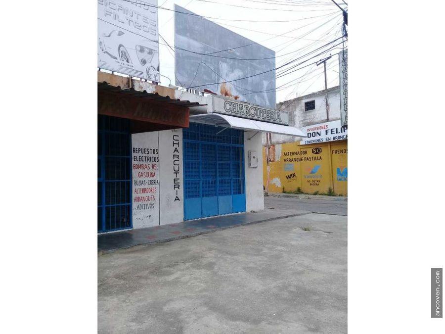 ancoven master alquila local comercial en naguanagua