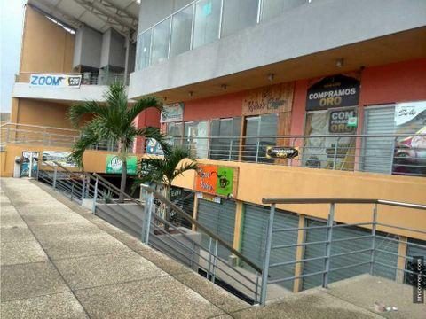 ancoven master vende mini local comercial en cc goajiros center