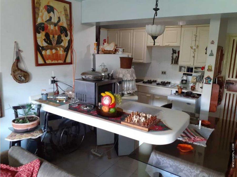 ancoven master vende apartamento tipo estudio urb el bosque valencia