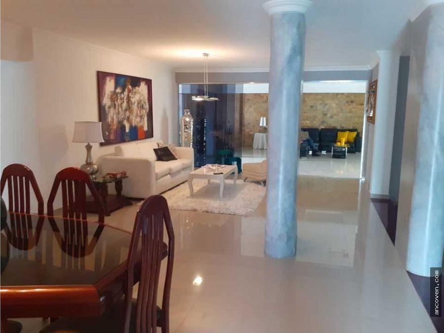 ancoven master vende casa de ensueno guataparo urb villas laguna club