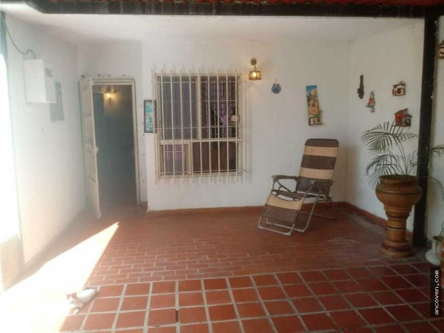 ancoven master vende casa en guacara urbanizacion los naranjos