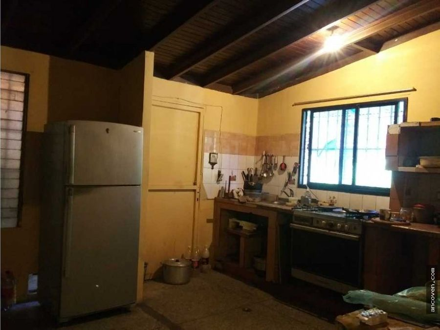 ancoven master vende casa en urb araguaney municipio los guayos