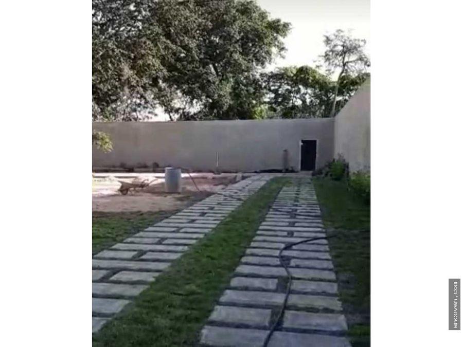 ancoven master vende casa de lujo en urb safari ranch carabobo