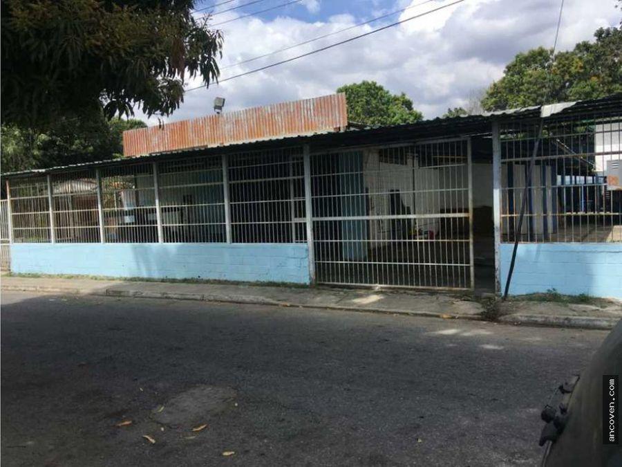 ancoven master vende galpon en yagua municipio guacara edo carabobo