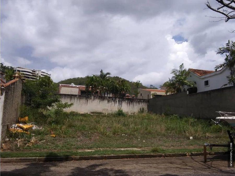ancoven master vende terreno en altos de guataparo
