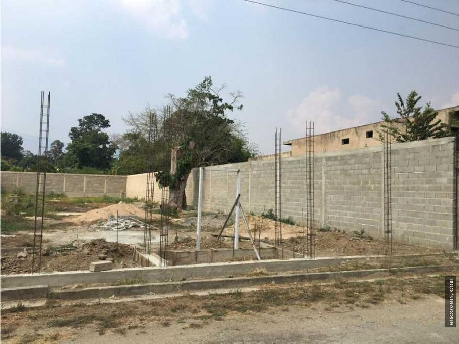 ancoven premium vende terreno en san diego las morochas